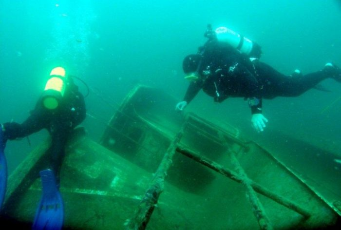4. Shipwreck tours at Pictured Rocks
