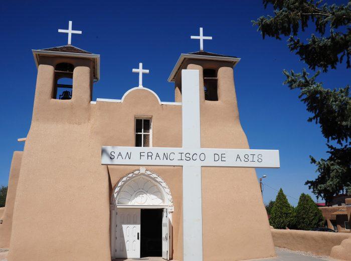 3. San Francisco de Assisi Mission