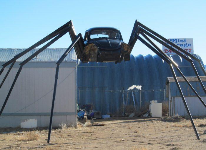 14.VW Beetle Spider - Carson City
