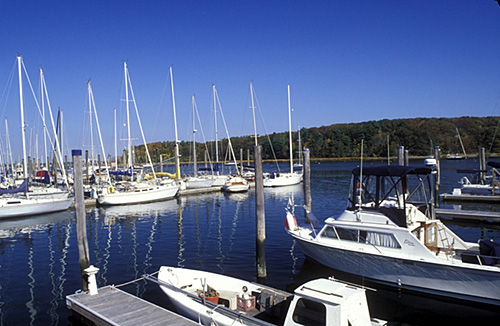 3. Greenwich Bay Marina, East Greenwich