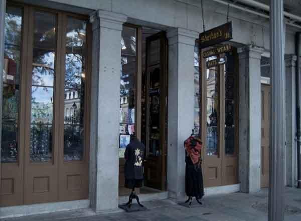 1) Shushan's Hats, 536 St. Peter Street