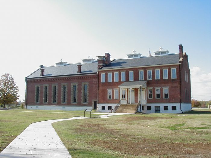 4. Fort Smith National Historic Site