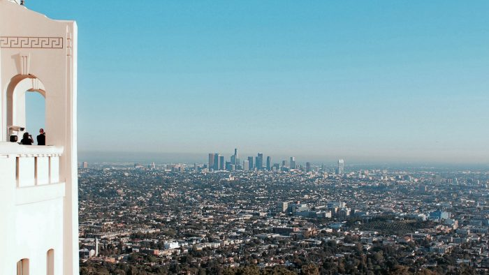 3. Griffith Observatory