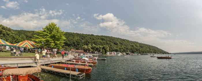 "Once named the ""Coolest Small Town in America"" by Budget Travel, the small town of Hammondsport on Keuka Lake is the perfect place to visit."