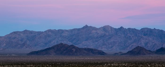 4. SoCal has so much more to offer than just sandy beaches, and this stunning area proves it. Over 1.6 million acres of rugged beauty can be found while exploring the Mojave Trails National Monument.