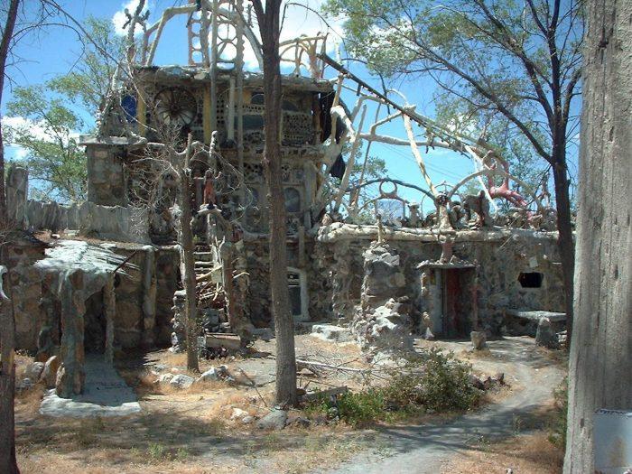 12.Thunder Mountain Monument - Imlay