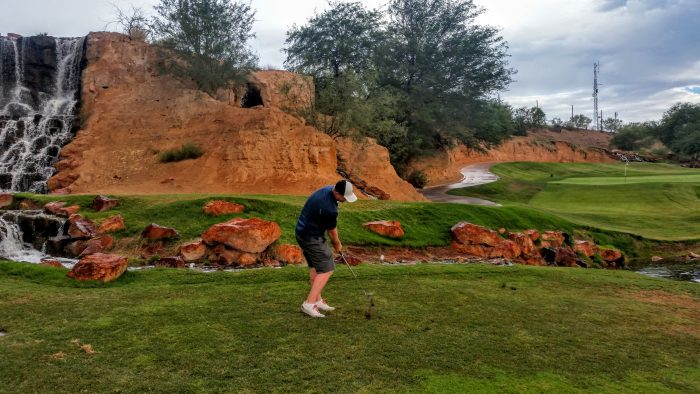 13. Wolf Creek golf course – Mesquite