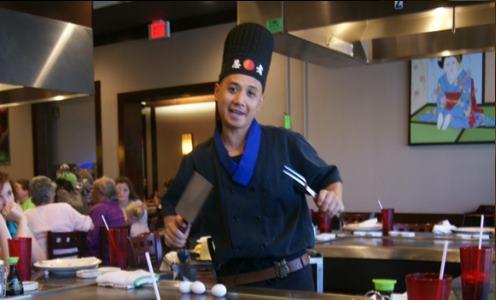9. Japanese: Umi Japanese Steakhouse and Sushi Bar, Columbus and Starkville