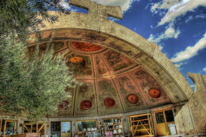 2. Arcosanti