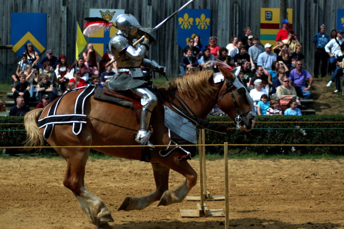 20. Get medieval at the Maryland Renaissance Festival.