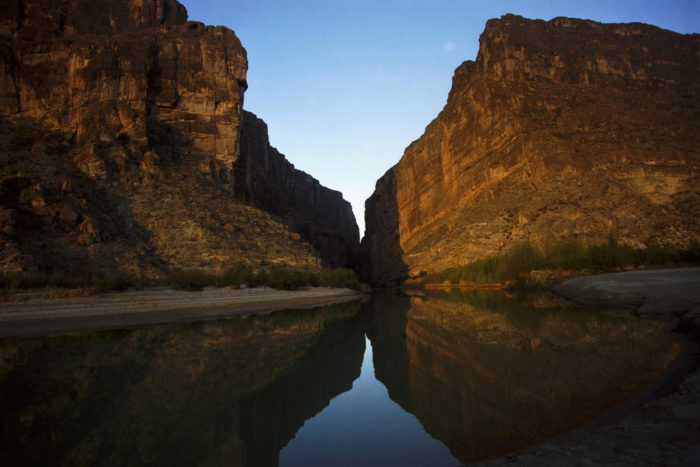 4. Santa Elena Canyon (Big Bend National Park)