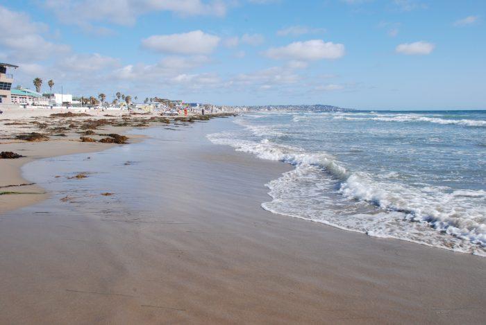7. Mission Beach