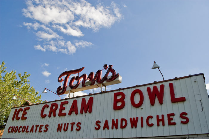 So the next time you're in the area or need a fun day trip destination, be sure to stop by Tom's. (You'll be so glad you did.)