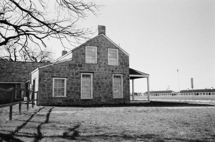 10. Fort Concho (San Angelo, Texas)