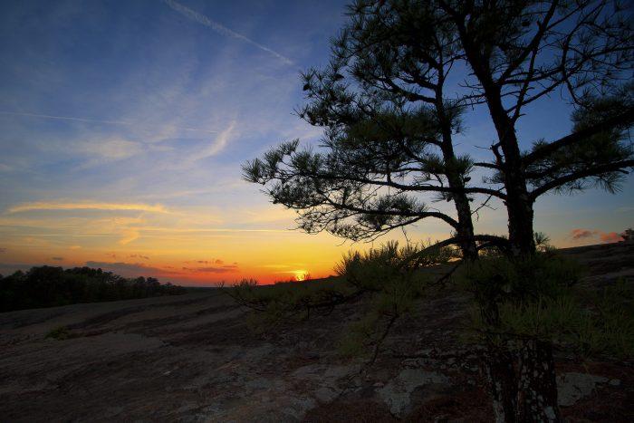 6. Arabia Mountain Trail—3787 Klondike Rd, Lithonia, GA 30038