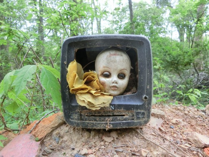 3. Doll's Head Trail—Atlanta, Georgia