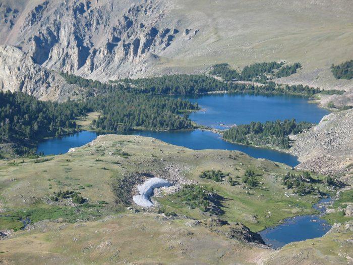 6. Visit The First Established National Forest... Shoshone National Forest