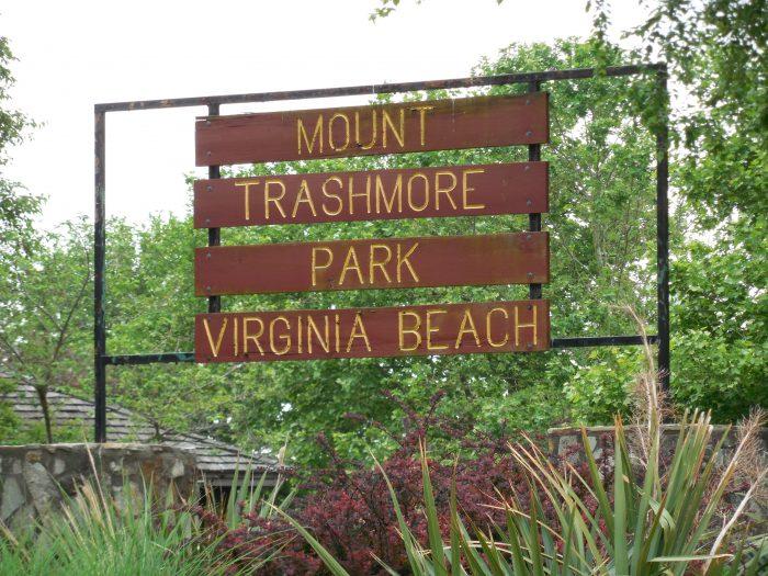6. Mount Trashmore (Virginia Beach)