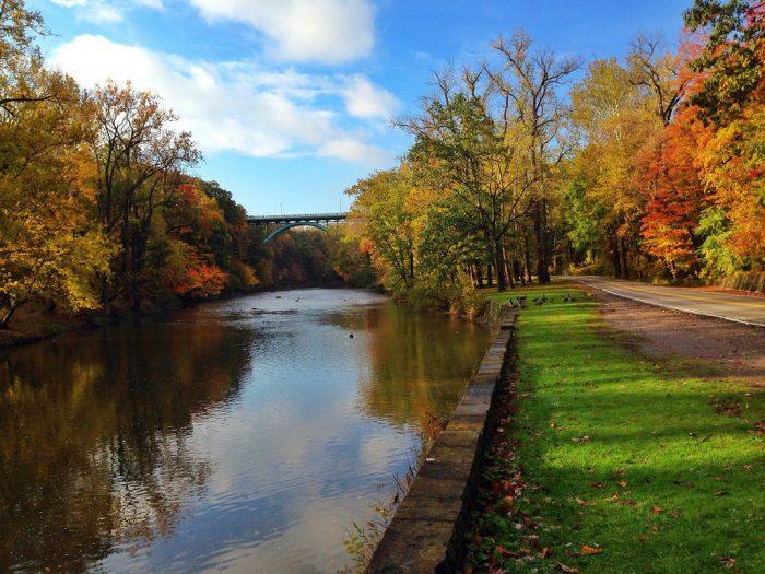 3. Rocky River Reservation Trails (Cleveland Metroparks)