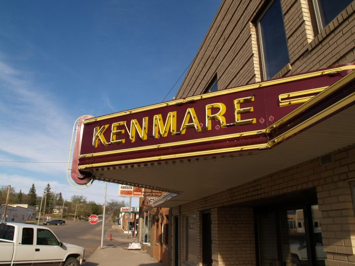 Kenmare Theater in downtown