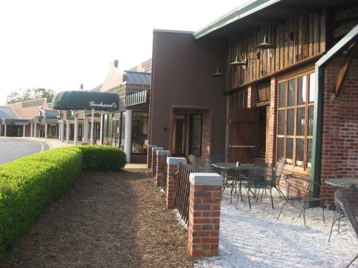 8. Gerhard's Cafe - 1200 E Main St, Spartanburg, SC 29307