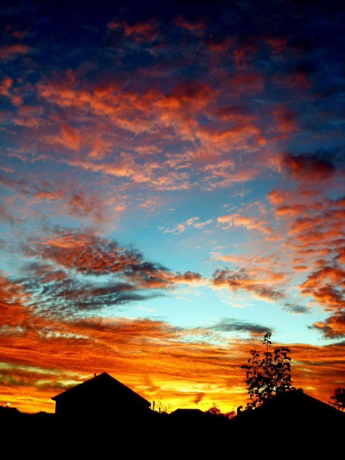 11. Because there's no sunrise like a Texas sunrise.
