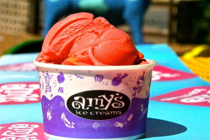 After taking a tour through the Amy's Ice Cream facility, your dreams will be filled with frozen delights.