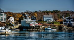 15 Slow-Paced Small Towns In Maine Where Life Is Still Simple