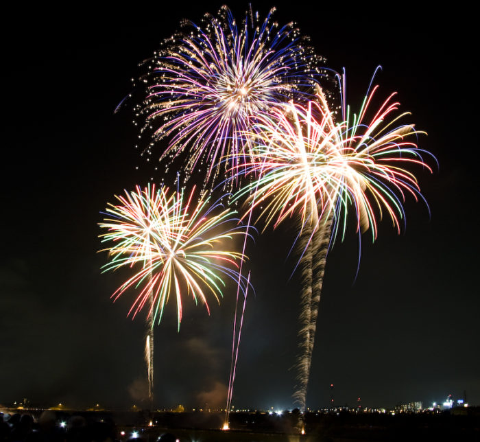 12. Take in the Thursday night fireworks show.