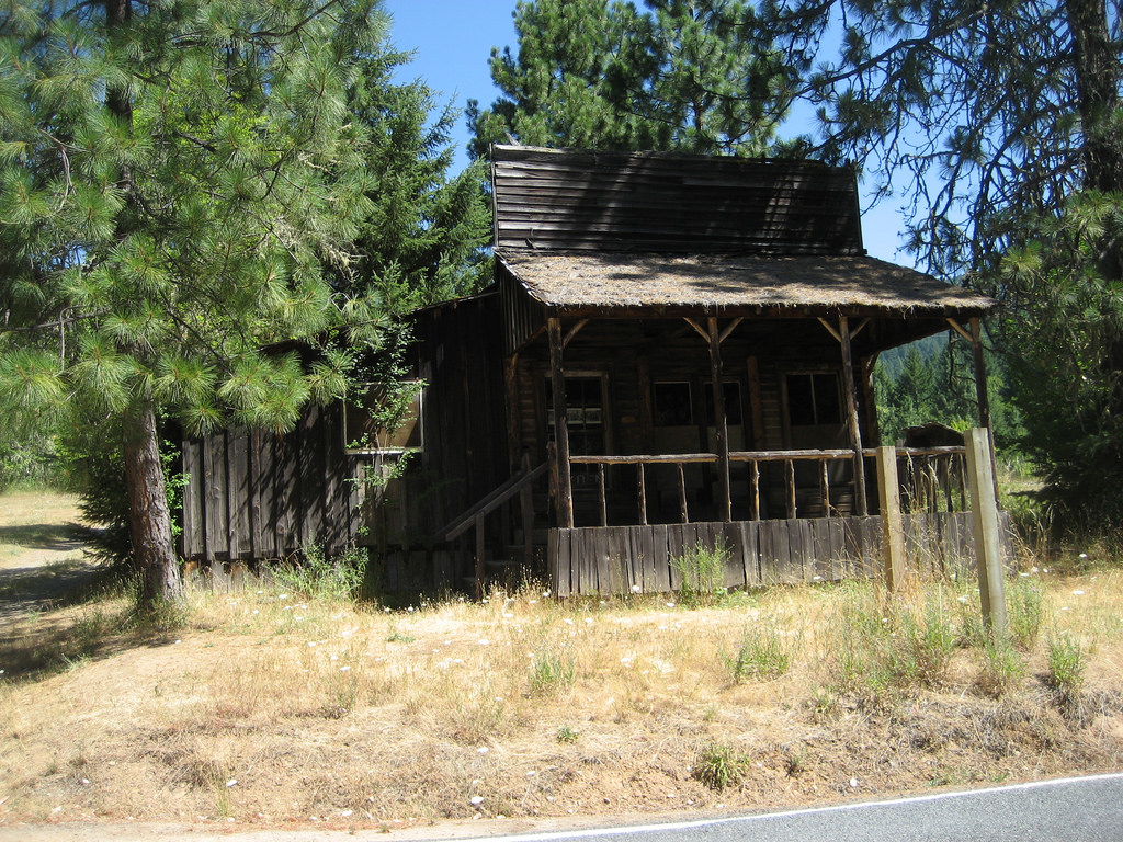 Creepy abandoned ghost towns in oregon