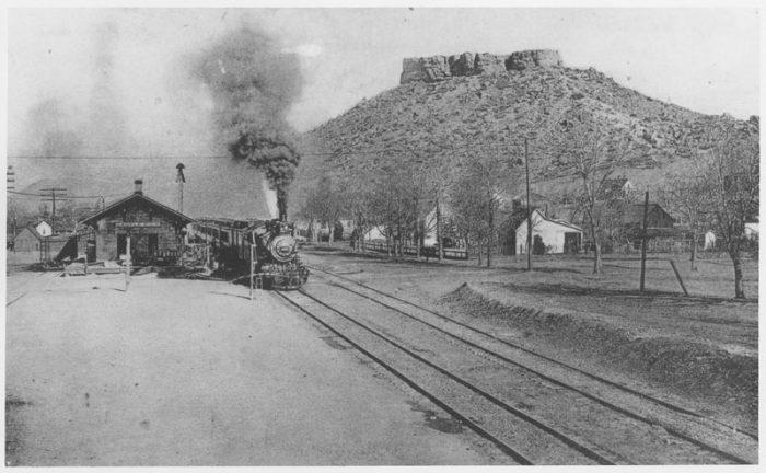 3. Denver and Rio Grande Western Railroad