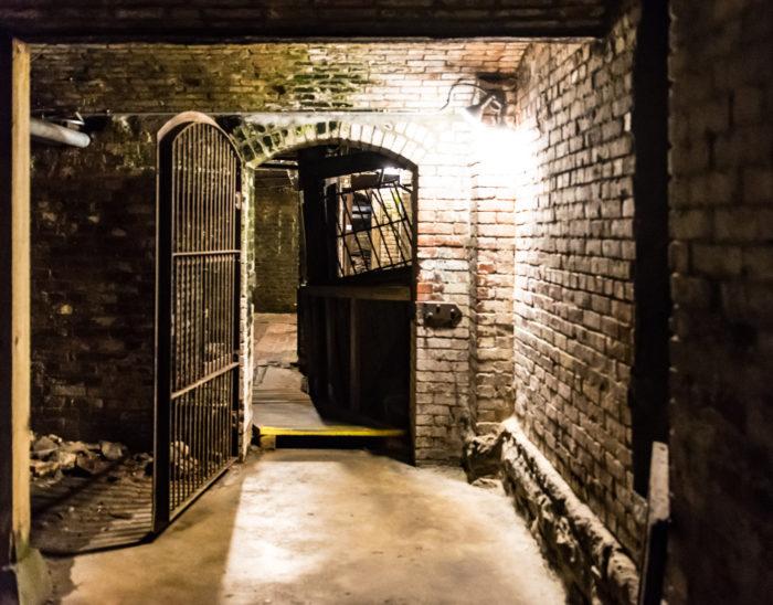 25. Underground Tunnels, Washington