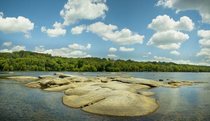 1. James River Park (Richmond)