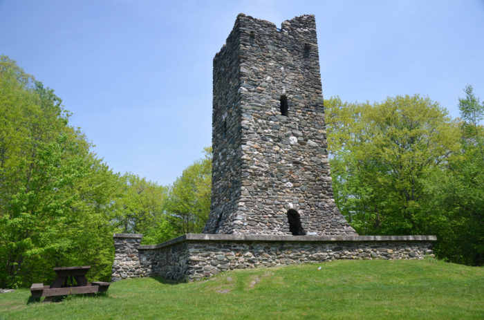 Hubbard Park Tower