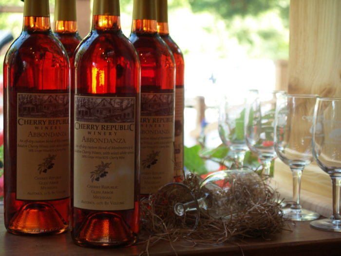 1. Cherry Republic Winery (6026 South Lake Street, Glen Arbor)