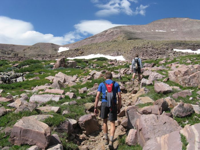 8. It's hard to beat Utah's hiking trails…