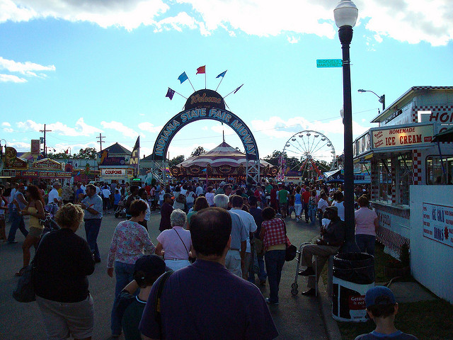 7. You know there's only one true state fair.