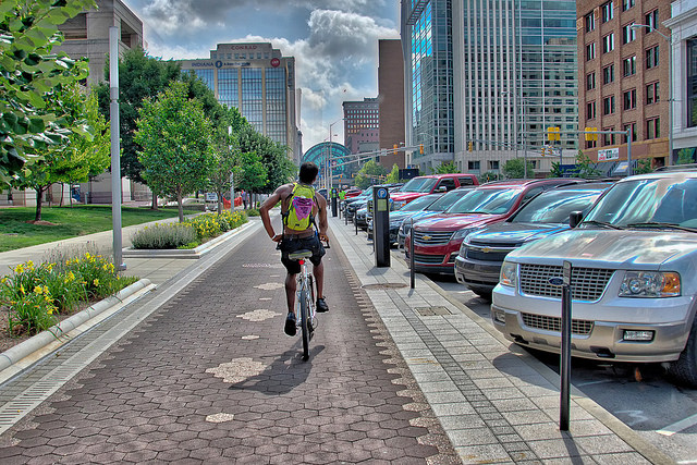 4. The Cultural Trail - Indianapolis