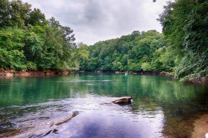 10. Shoot the Chattahoochee River