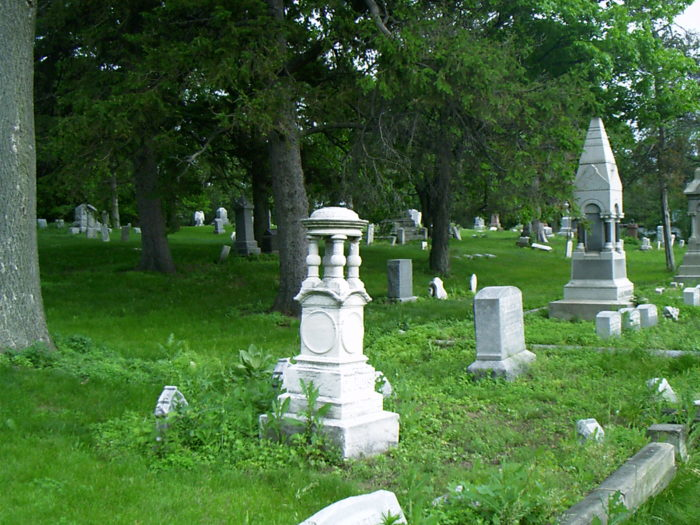 4. Redford Cemetery (Metro Detroit)
