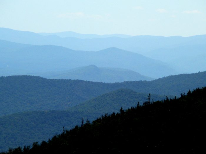 6.  Lincoln Peak