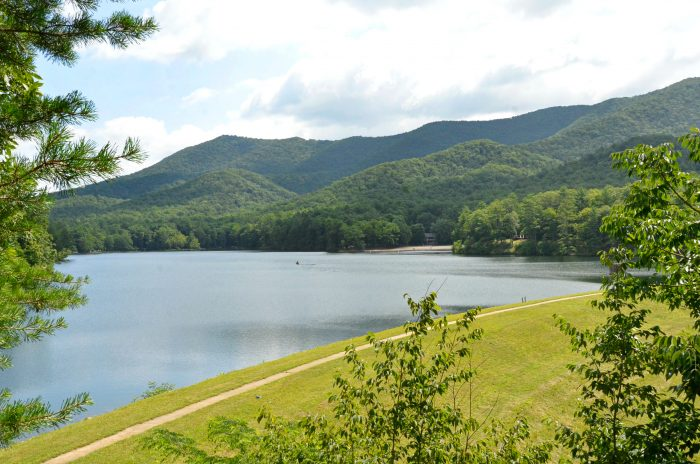 2. Douthat State Park (Bath County)