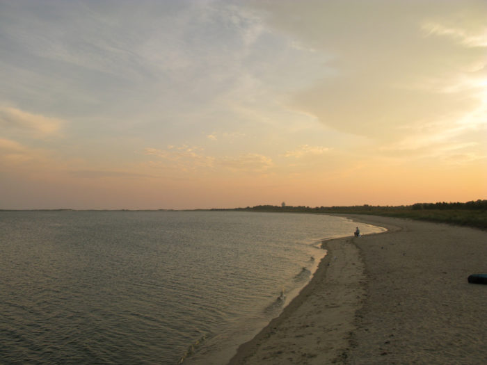 The Beaches are among the best on the East Coast.