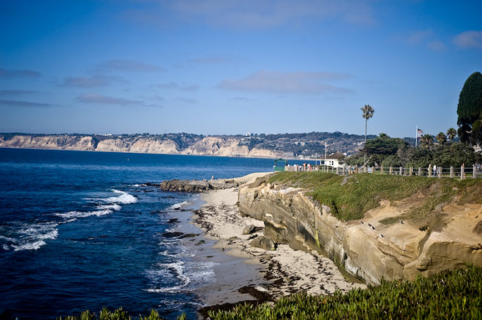 8. La Jolla Coast Walk