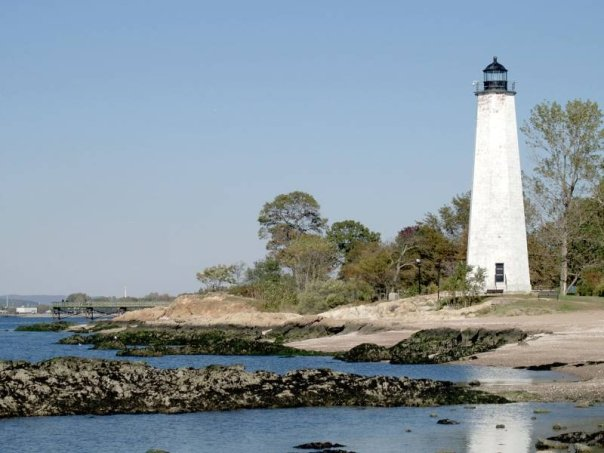 2. Take a trip to New Haven and visit one of America's most beautiful lighthouses.