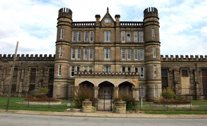 3. West Virginia: West Virginia State Penitentiary, Moundsville