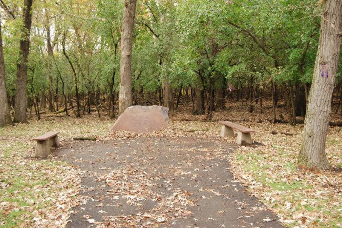 7. Robinson Woods, Illinois
