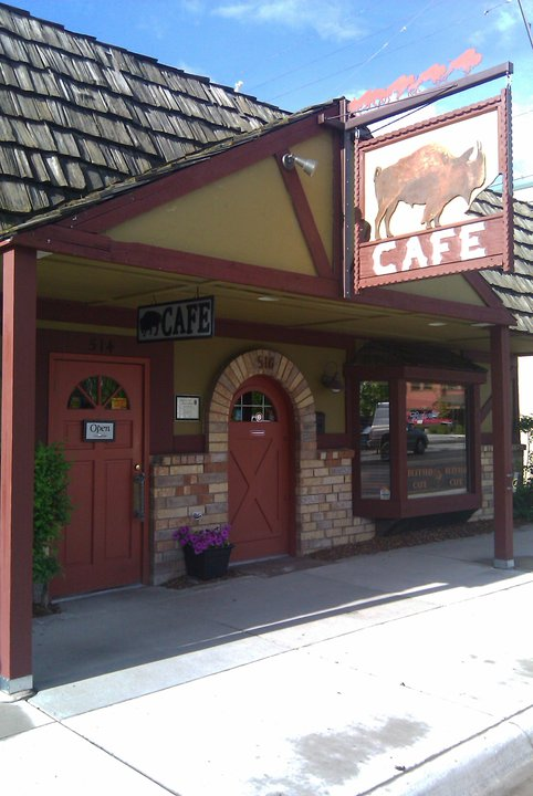 1. The Buffalo Cafe, Whitefish