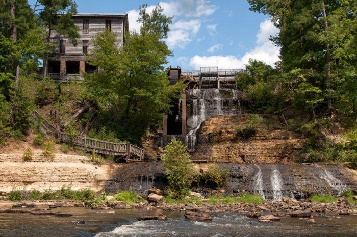 2. Dunn's Falls, Enterprise