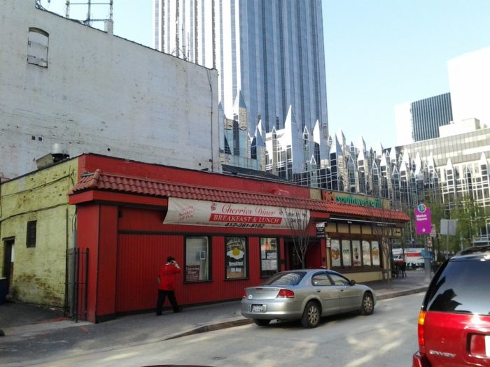 3. Cherries Diner - 212 Forbes Avenue